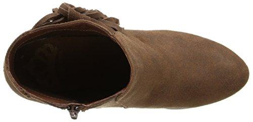 Fergalicious Clover Damen US 9.5 Braun Mode-Stiefeletten