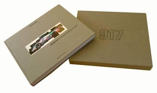 Porsche 917 X17: The Cars and Drivers in Studio pdf epub