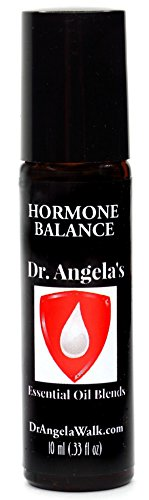 Dr. Angela's Hormone Balance Essential Oil Blend | Therapeutic Grade | Hot Flashes and Menopause...