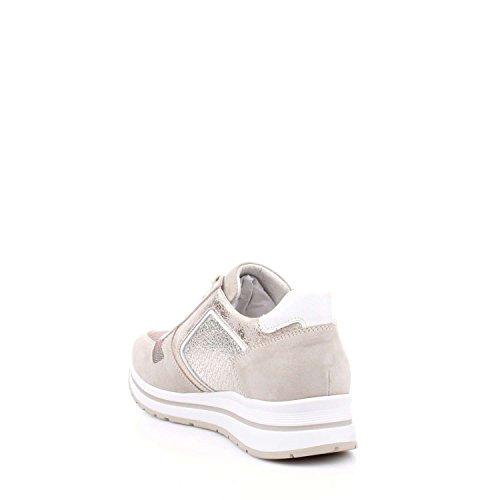 Nero Giardini - Zapatillas para mujer marfil