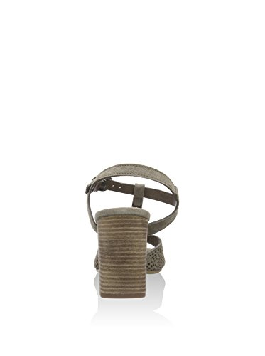 Tacco Xl611 Grigio Sandalo Topo Cafenoir Donna Eq1fwxEOR