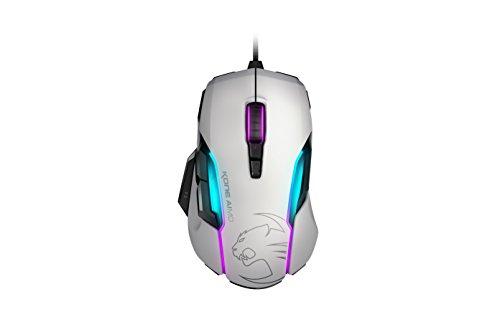 31J6w3jU6hL - ROCCAT-KONE-AIMO-RGBA-Smart-Customization-Gaming-Mouse-White