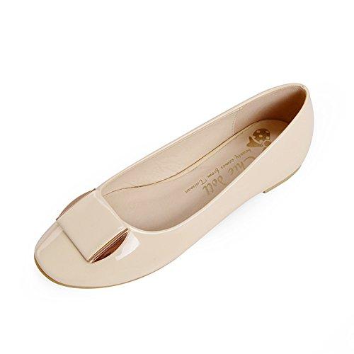 moda zapatos de mujer planos/Zapatos de primavera/Tamaño de zapatos del ocio Coreano D