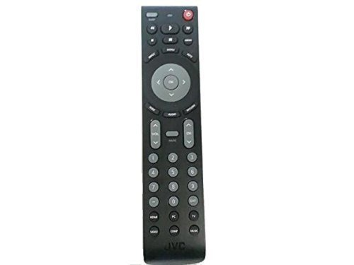 JVC REMOTE CONTROL RMT-JR02 FOR MODELS EM65FTR, EM55FTR, EM48FTR, EM42FTR by JVC