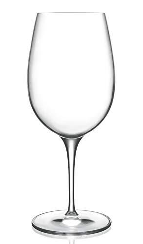 (Luigi Bormioli 09231/06 Palace 20 oz Grand Vini Wine Glasses (Set Of 6) Clear)