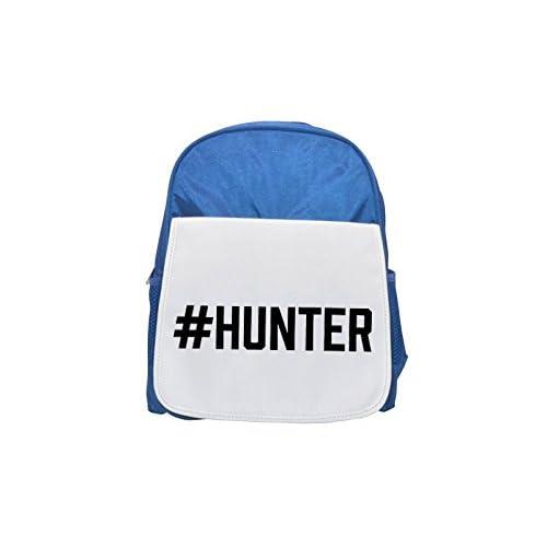 # cazador impreso Kid 's azul mochila, para mochilas, cute small Mochilas, cute negro mochila, Cool mochila negra, moda mochilas, Gran moda mochilas, negro moda mochila