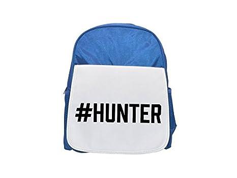 cazador impreso Kid s azul mochila, para mochilas, cute ...
