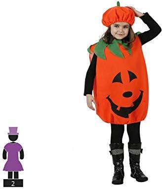 Atosa-98320 Disfraz Calabaza, color naranja, 5 a 6 años (98320 ...