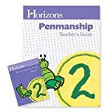 Horizons Penmanship 2 (Lifepac)