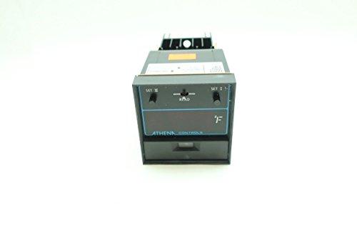 ATHENA CONTROLS 8000-D Temperature Controller 0-1000F 120/240V-AC D616784 (Athena Controller Temperature)