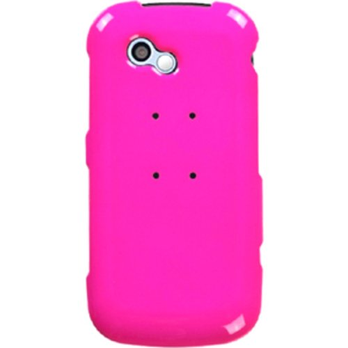 Phone Case Cover for LG GW370 Neon II - Solid Shocking Pink