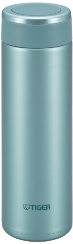 Tiger MMW-A048-AM Stainless Steel Vacuum Insulated Mug, 16-Ounce, Mint Blue