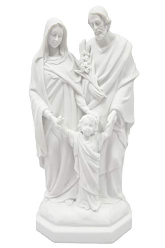 "12"" Holy Family Joseph Mary Jesus Catholic Religious Statue Figure By Vittoria Collection Made in Italy"