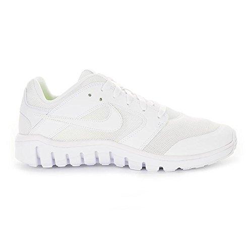 Nike Flex Raid Laufschuhe white-white - 46