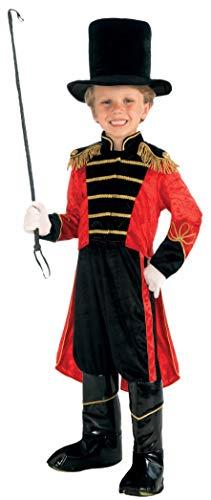 Forum Circus Ring Master Child Costume,