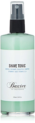 Baxter of California Shave Tonic for Men, 4 fl. oz.