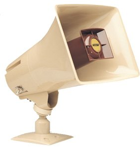 VALCOM 15Watt 1Way Paging Horn Beige
