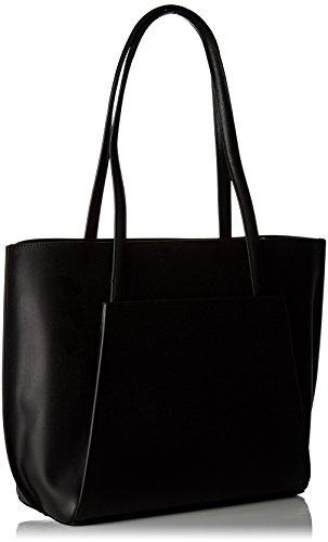 LE TANNEUR Lily - bolso de bandolera Mujer Negro (Noir)