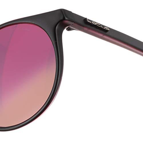Femme Sunglasses Noir taille de Lunette Lotus soleil unique Noir gTXqIFdx