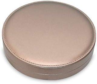 Compack Coco Estuche joyeria, Bronce metalizado, 190Øx47mm: Amazon.es: Hogar