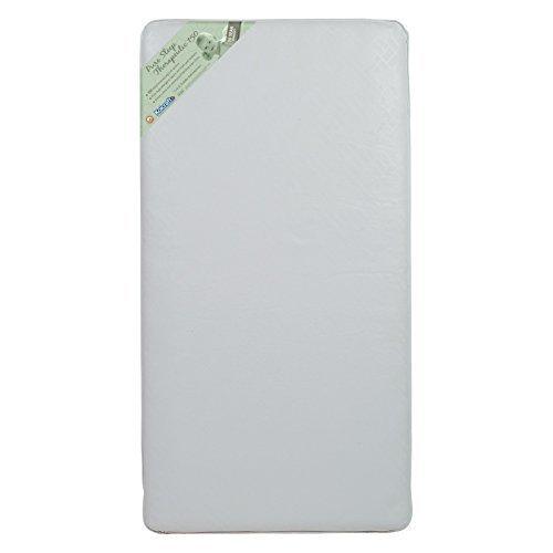 Durable Perma-Dri Cover Kolcraft Pure Sleep Therapeutic 150 Crib Mattress by Kolcraft