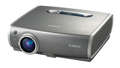 CANON REALIS SX50 LCD Multimedia Computer Video Projector (Supply Sx50 Power)