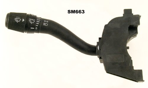 - Shee-Mar SM663 Turn Signal - Wiper/Washer - Hi/Low Beam - Multifunction Switch