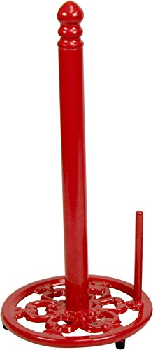 Home Basics Paper Towel Holder PH00820 (Red)