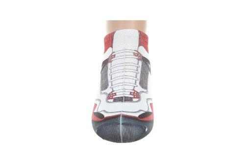 Jordan Ajiv Retro Sublimated Bootie Mens483258 Style: 483258-101 Size: (Jordan Mens Booties)