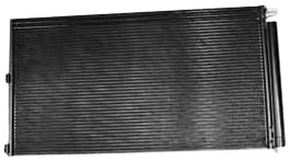 TYC 3618 Ford F150 Parallel Flow Replacement Condenser