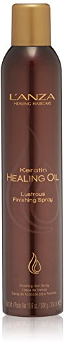 L'ANZA Keratin Healing Oil Lustrous Finishing Spray, 10.6 oz.