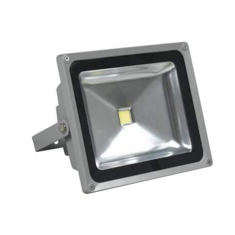 proyector de Led IP65 blanco 10W 220v: Amazon.es: Iluminación