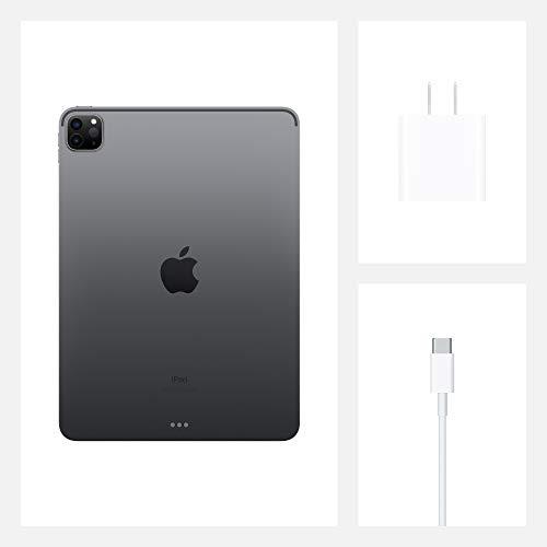 2020 Apple iPad Pro (11-inch, Wi-Fi, 128GB) - Space Gray (2nd Generation)