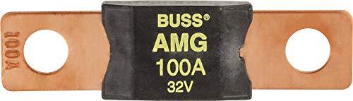 Clipsandfasteners Inc Mega Fuse 100 Amp