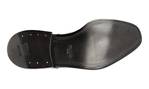 Herren Spazzolato F0002 Prada Leder 2EA124 aus Gebürstete 055 Schuhe Business ZwdW7fqxd
