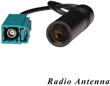 2005 dodge stratus radio wiring amazon com car radio wiring harness wire fakra adapter reversing  radio wiring harness wire fakra adapter