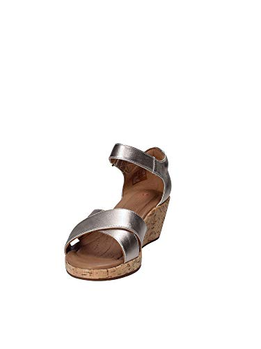 Nations Wedge Sandals Clarks Croix Womens fit Wide Or Plaza P00awYd