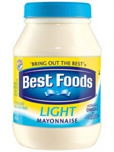 Best Foods Light Mayonaise-bonus! 30 oz Jar (2 (Best Foods Light Mayonnaise)