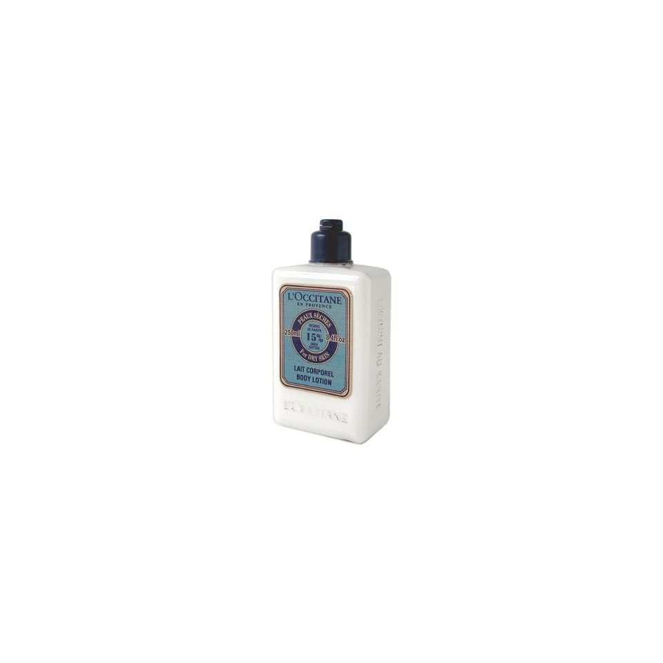 Shea Butter Body Lotion by LOccitane for Unisex Body Lotion