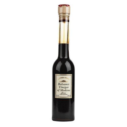 Fattoria Estense Balsamic Vinegar Gold Label, 8.5 Fluid - Years Balsamic 12 Vinegar