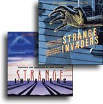 Strange Invaders CD