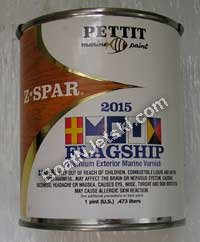 Pettit Flagship Varnish Pint