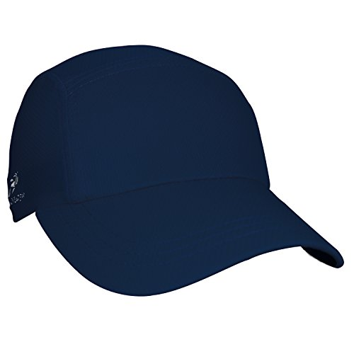 Headsweats Performance Race/Running/Outdoor Sports Hat, Navy