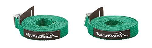 SportRack 18-Feet Universal Tie Down Straps by SportRack