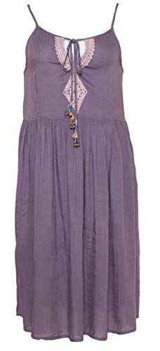 Used, Sacred Threads Violet Sun Dress - #215557 (Small) for sale  Delivered anywhere in USA