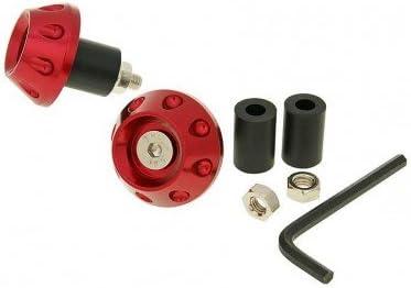 Carbon Lenkerende Vibrationsd/ämpfer Flat 13,5//17,5mm