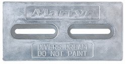 Martyr CMDIVERM, CMDIVERM Magnesium Hull Anode by Martyr Anodes