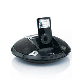 (Memorex Mi1003-BLK Speaker System for iPod (Black))