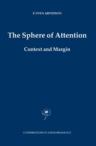 The Sphere of Attention: Context and Margin (Contributions To Phenomenology)