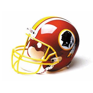 Washington Redskins Full Size Deluxe Replica NFL Helmet by Riddell by Riddell